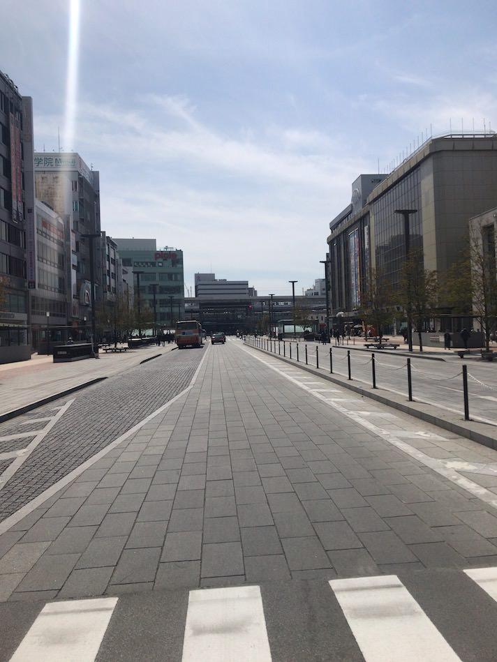 イメージ図(姫路駅の近く)