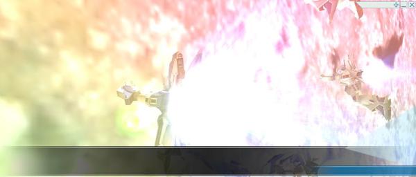 Hi-νが隕石を押す